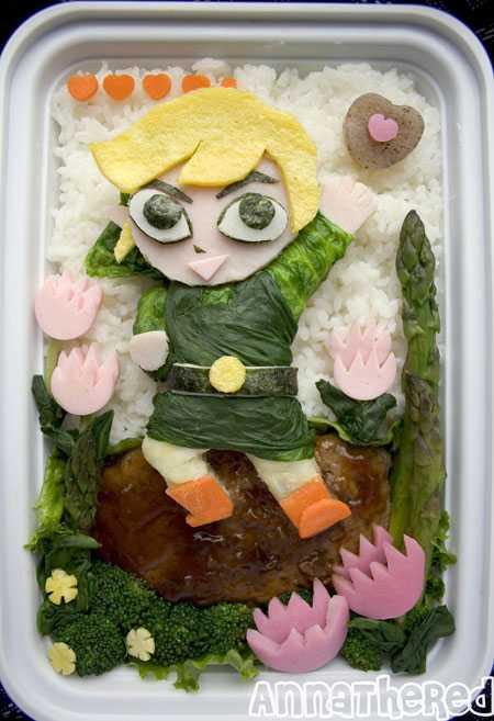 nintendo-food-art-link-bento-1