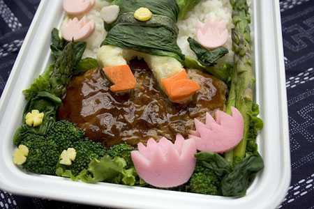 nintendo-food-art-link-bento-2
