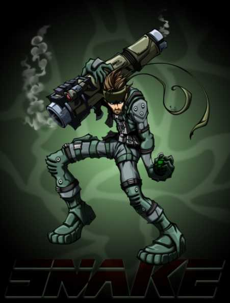 snake-super-smash-bros-brawl-character-art