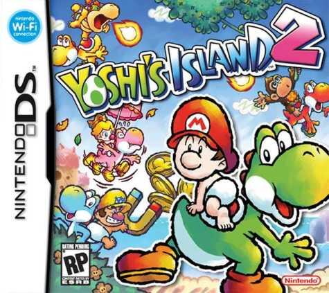 yoshi island nintendo ds game