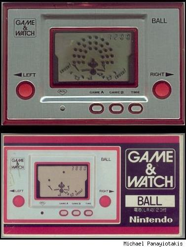 game and watch nintendo games