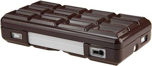 nintendo ds case chocolate
