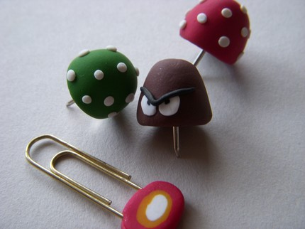 super mario brothers paperclips design