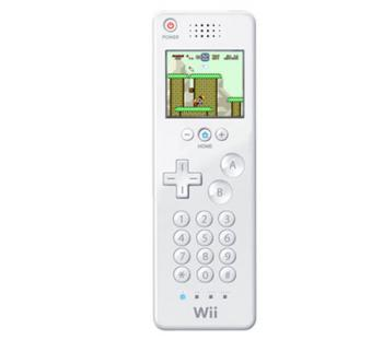 wiimote phone video player