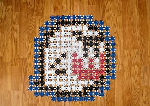 poker chips art super mario bros