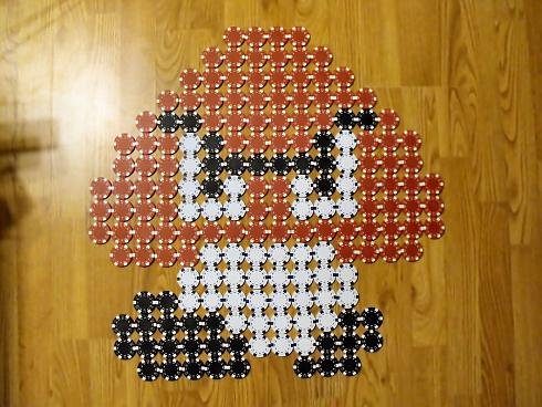 cool super mario poker chips art