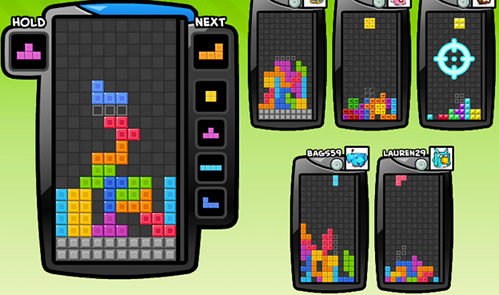 new nintendo ds tetris game
