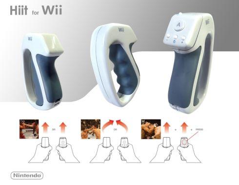 hiit kiix wiimote controllers