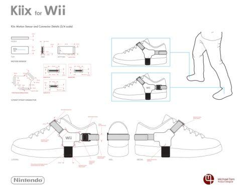 cool wiimote controllers hiit kiix