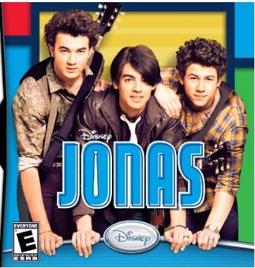 jonas brothers nintendo ds game