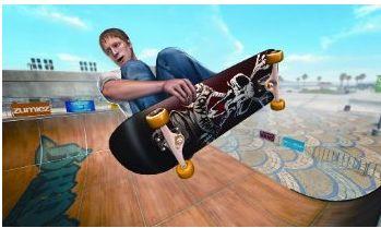 new tony hawk wii skateboard