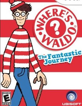 wheres waldo fantastic journey video game