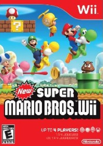New Super Mario Nintendo Game