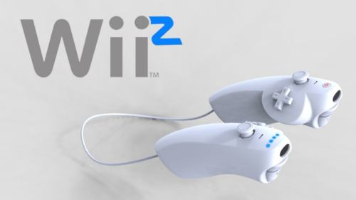 new wii controllers