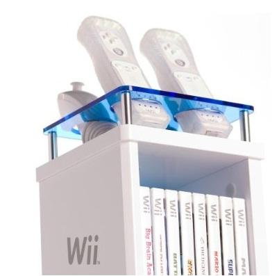 wii gaming tower