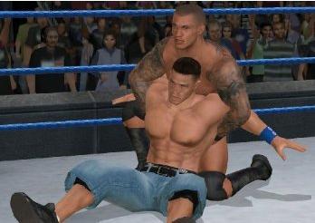 wwe smackdown vs raw 2 wii