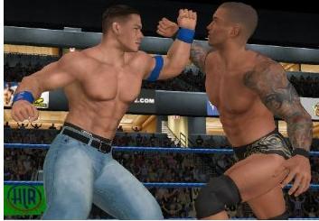 wwe smackdown vs raw 2 screenshot