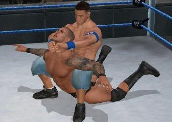 nintendo wwe smackdown vs raw 2