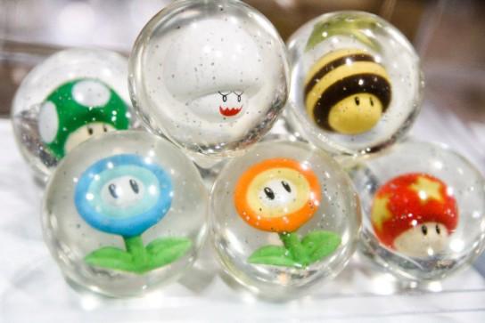Mario Bouncy Balls