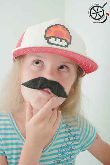 Mario Caps retro games fans4