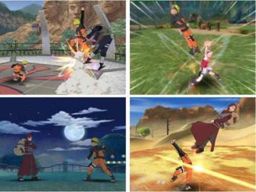 Naruto Clash of Ninja Revolution III