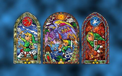 legend of zelda wallpaper another