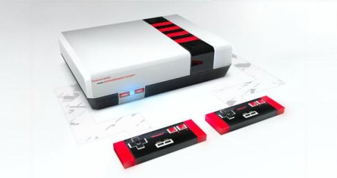 new nes design concept