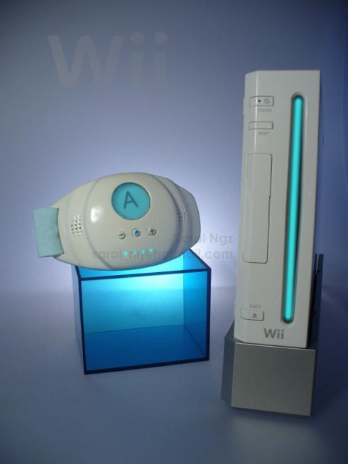 wii ankle mod