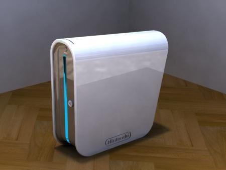 wii redesign concept