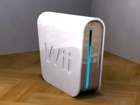 wii redesign