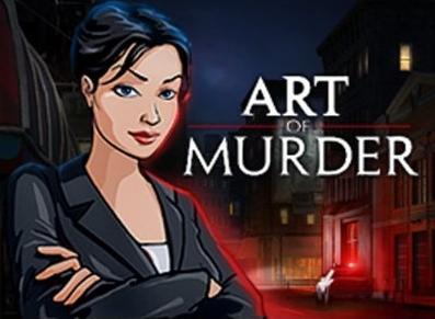 art of murder poster