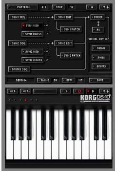 korg keys