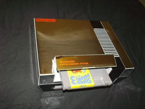 nes chrome wrap cool