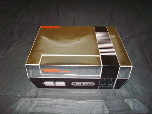 nes chrome wrap