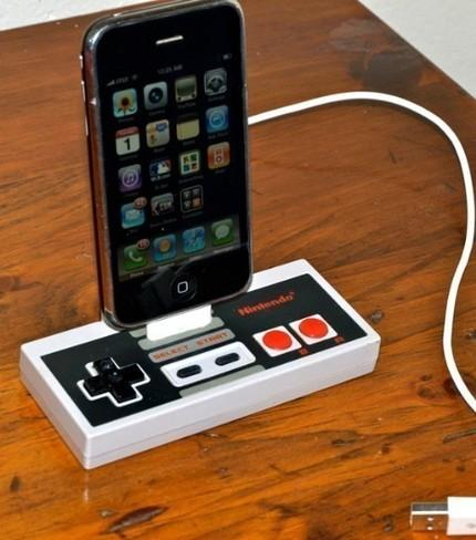 nes iphone dock