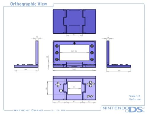 nintendo orthographic