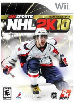 sports nhl2k10