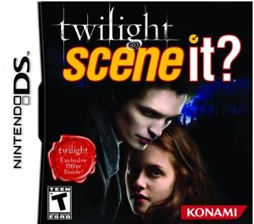 [HF] Scene It Twilight [Nintendo DS]