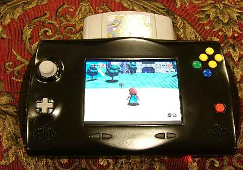kamikaze Nintendo 64 4