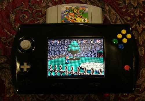 kamikaze Nintendo 64 5