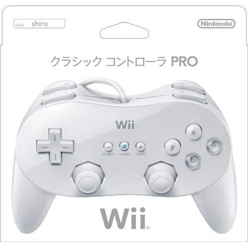 Classic Controller Pro 2