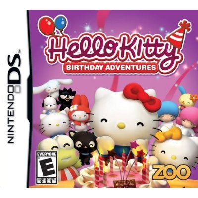 Hello Kitty Game 1