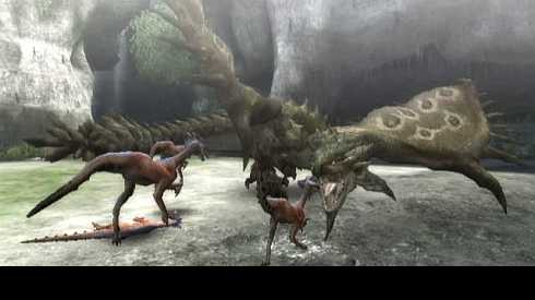 Monster Hunter 3 Game 2