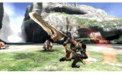 Monster Hunter 3 Game 3