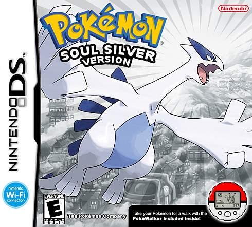 Pokemon Soul Silver Game 1