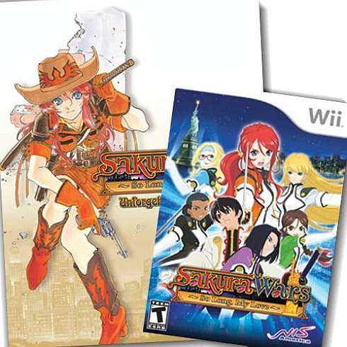 Sakura Wars, So long My love 11