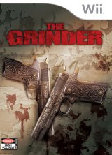 The Grinder Game 1 box art