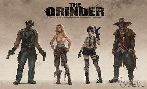 The Grinder Game 4