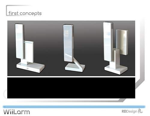 WiiLarm Design Concept 3