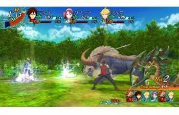 Arc Rise Fantasia Game 1